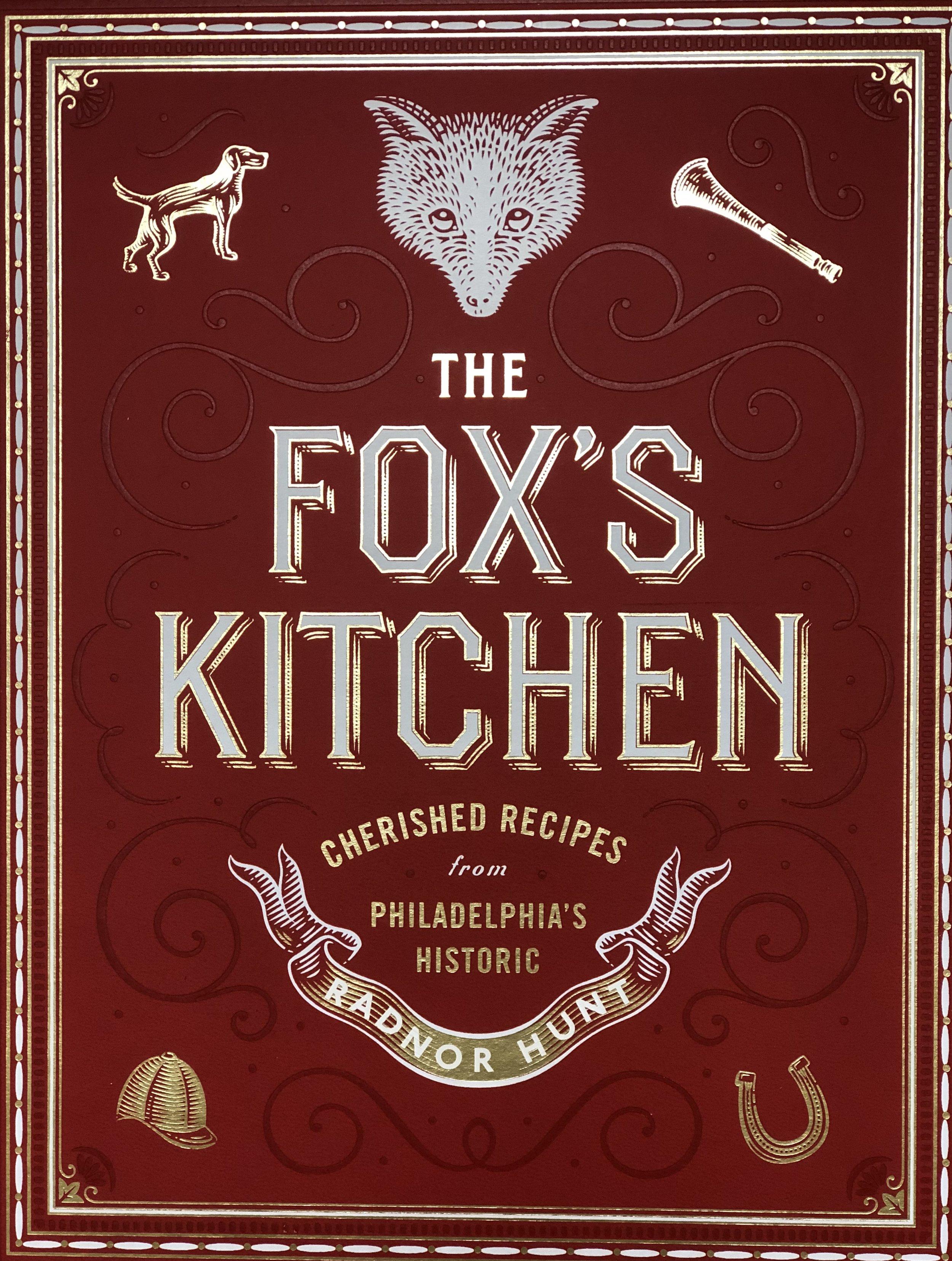 The Fox's Kitchen - $45.00