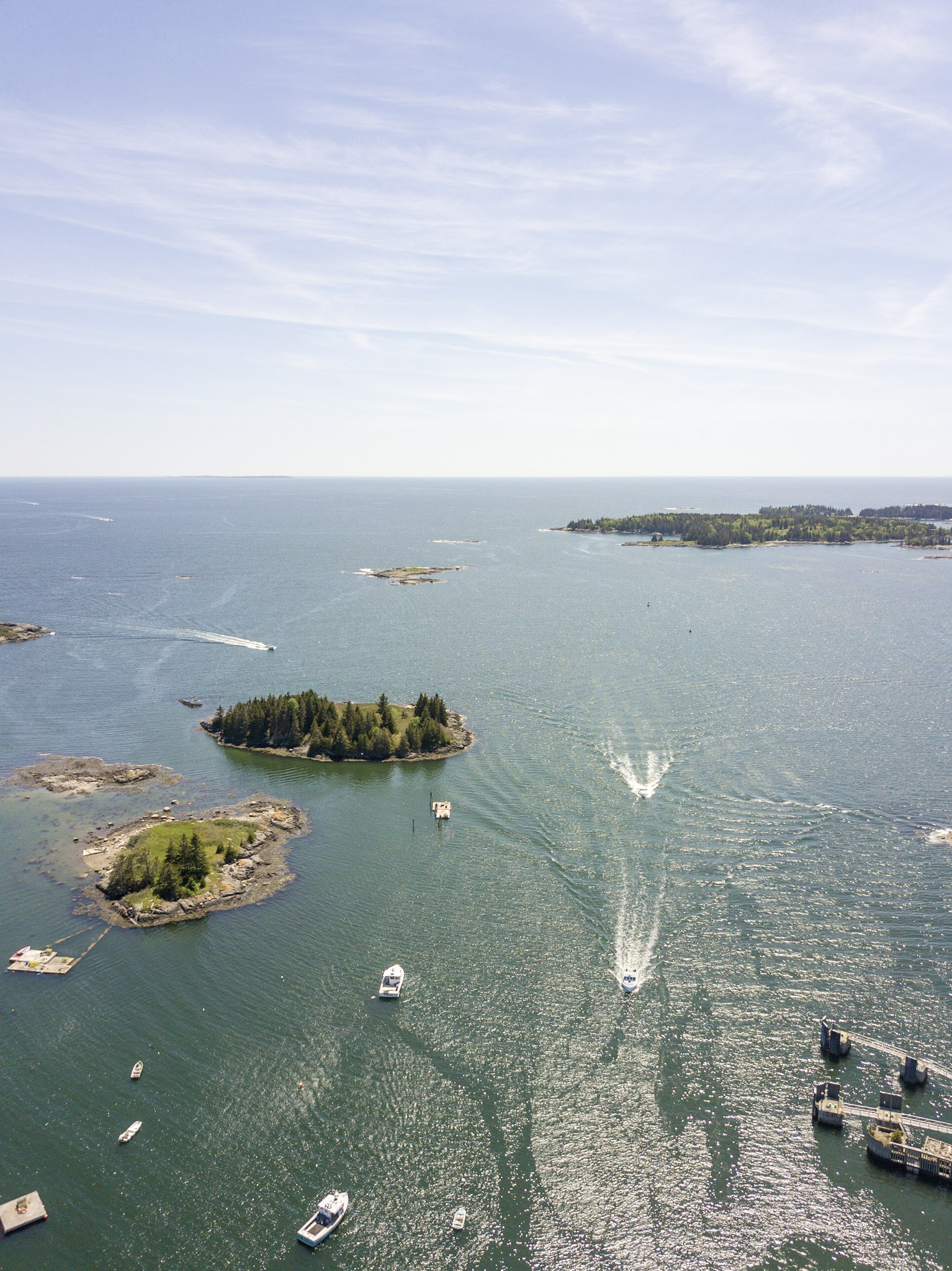 Partnership with The Maine Office of Tourism @VisitMaine