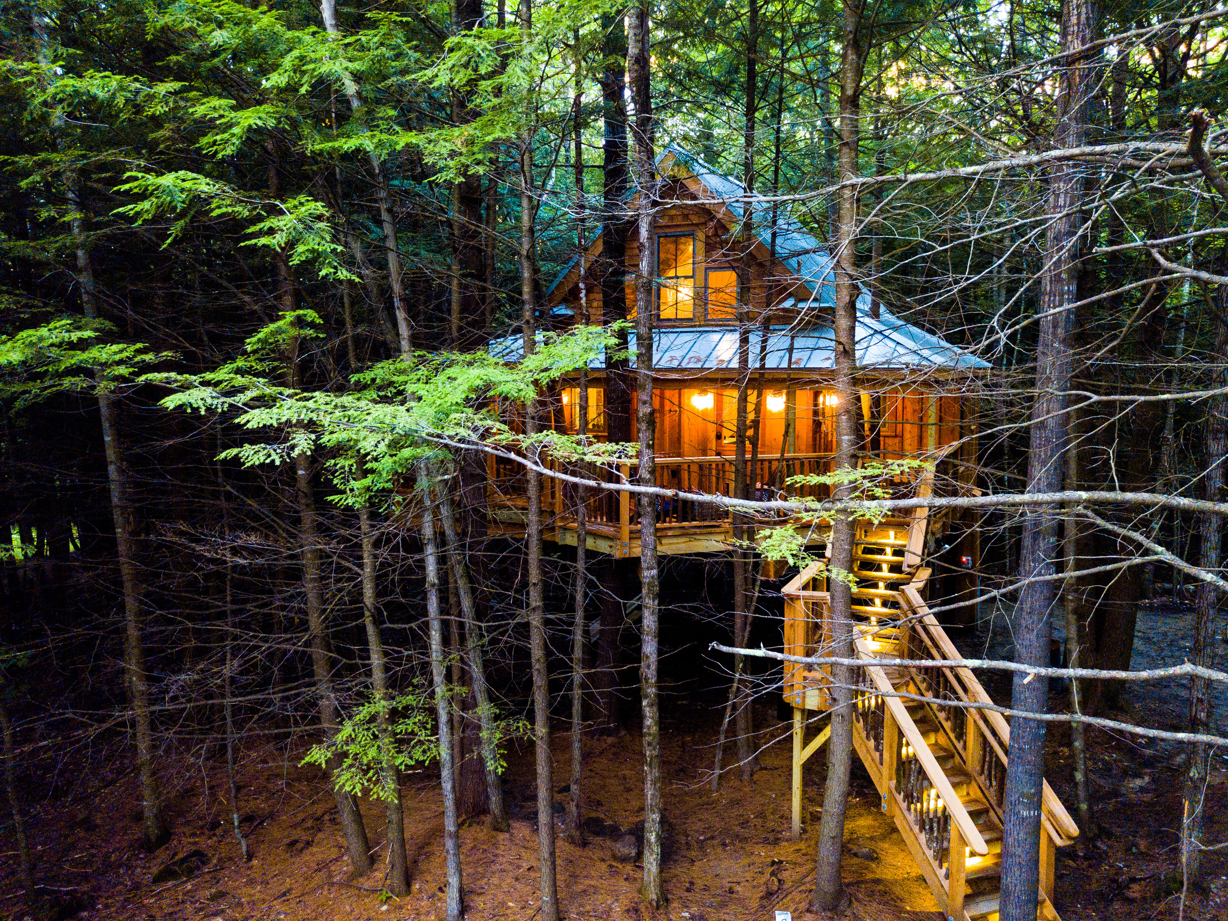 Partnership with The Maine Office of Tourism @VisitMaine & The Woods Maine @Thewoodsmaine