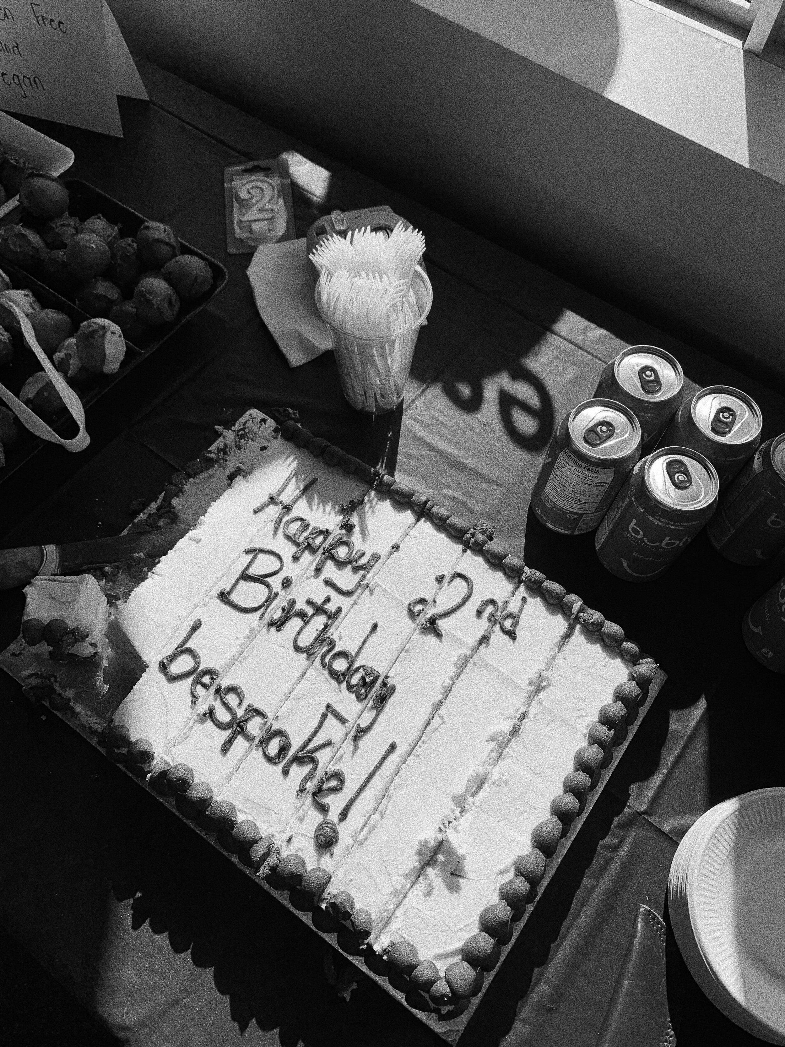 Cake by Nourish Bakery