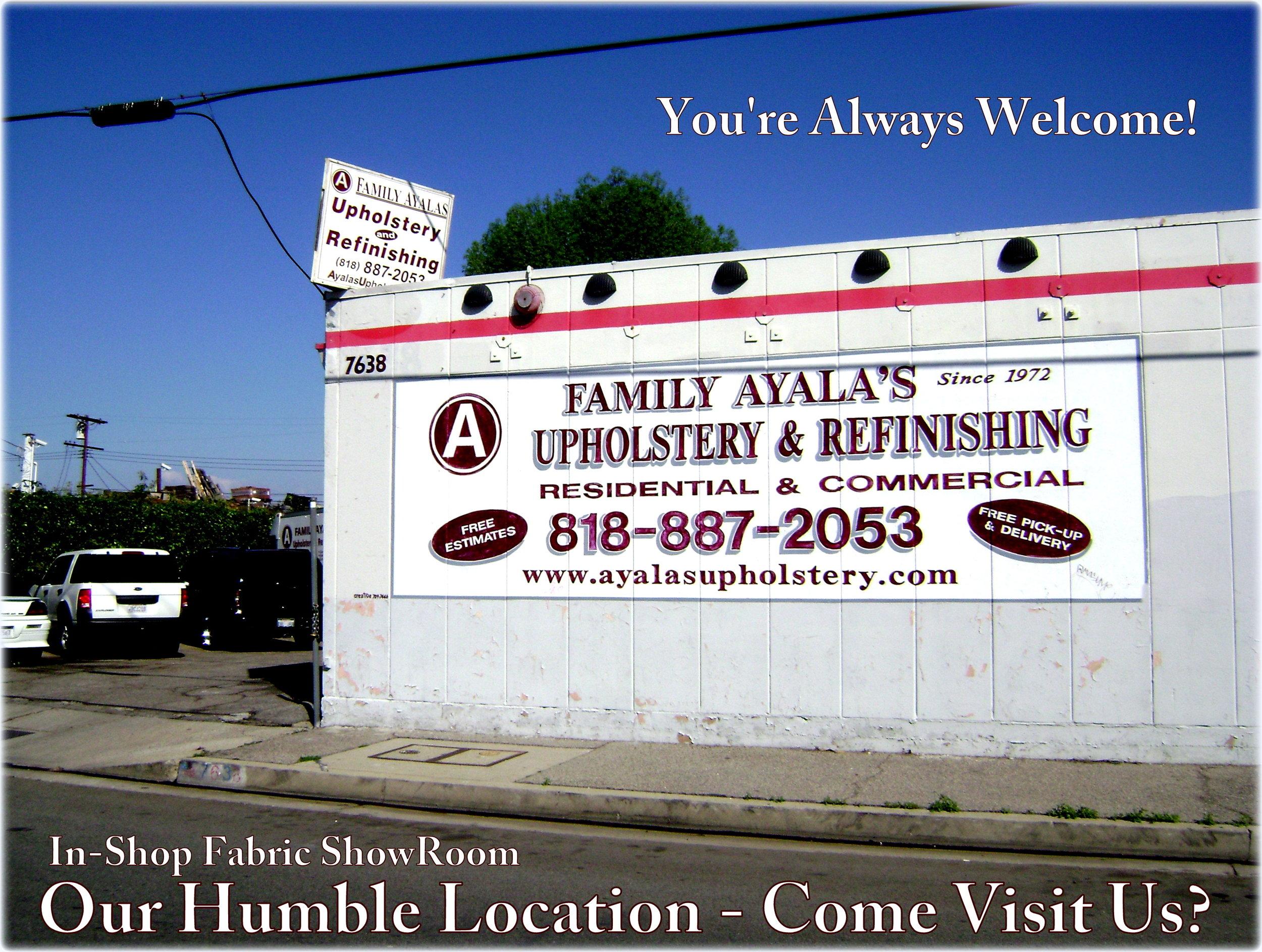 ayalas upholstery addresss location.jpg