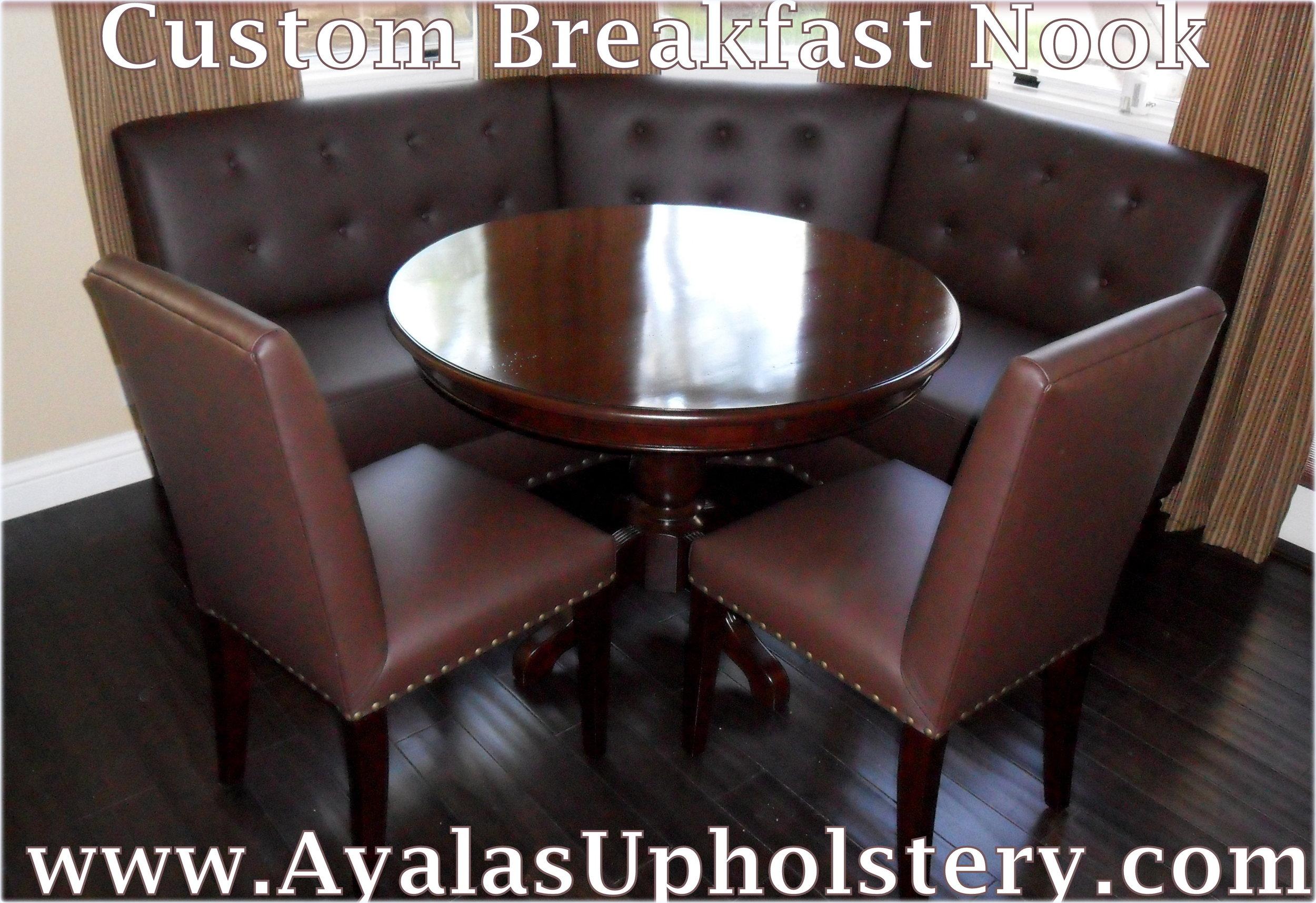 3. Breakfast Booth, Nooks Restaurant.jpg