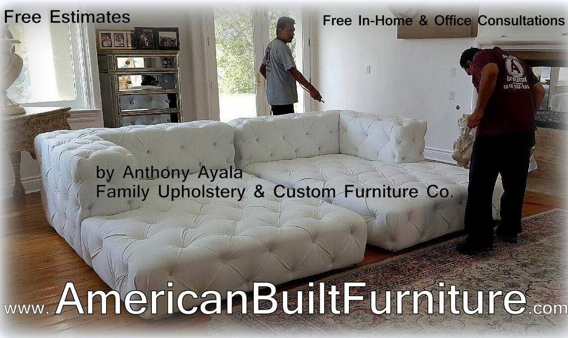 Custom Built Furniture By Anthony Ayala Upholstery Shop.jpg