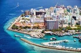 Malé, Maldives Capital City