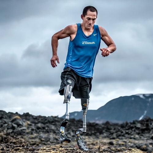 Rudy Garcia-Tolson - paralympian