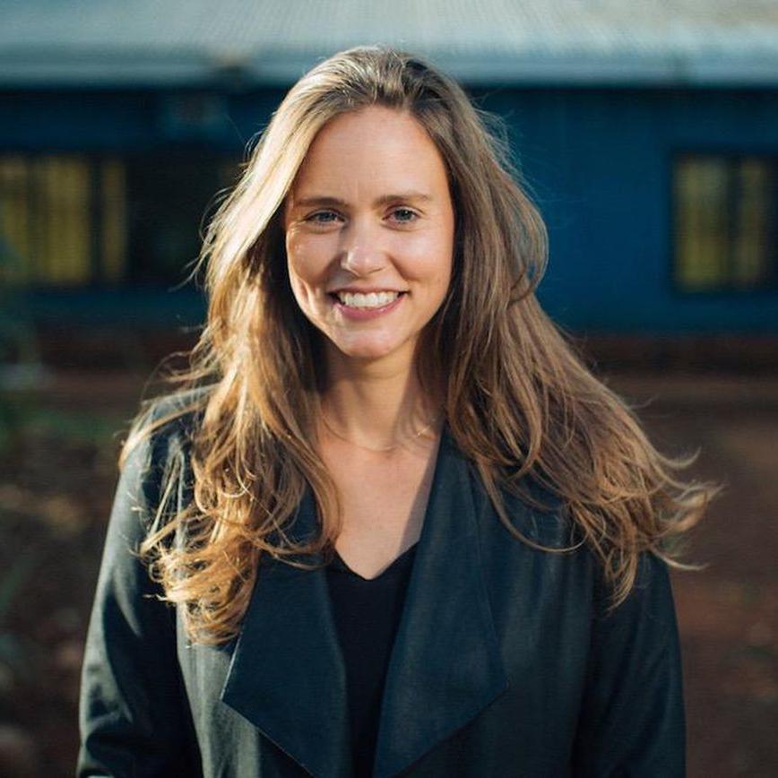 Christina Sass - Co-founder & President, andela