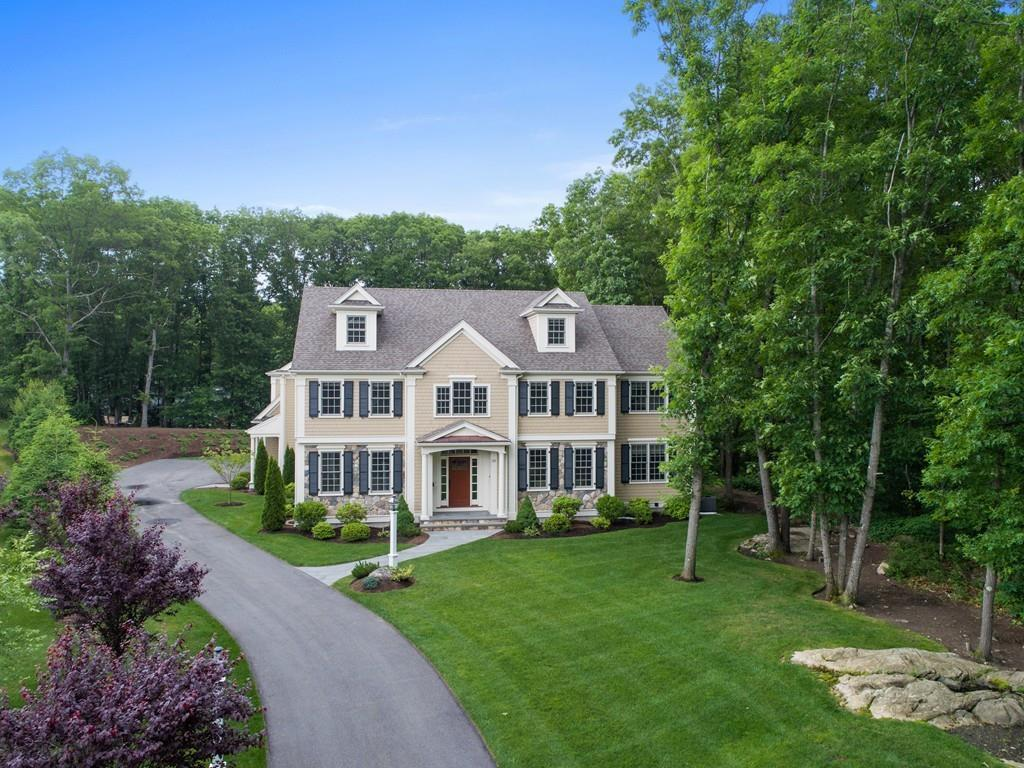 20 Deerfield Road, Wellesley | Sold | $3,357,500