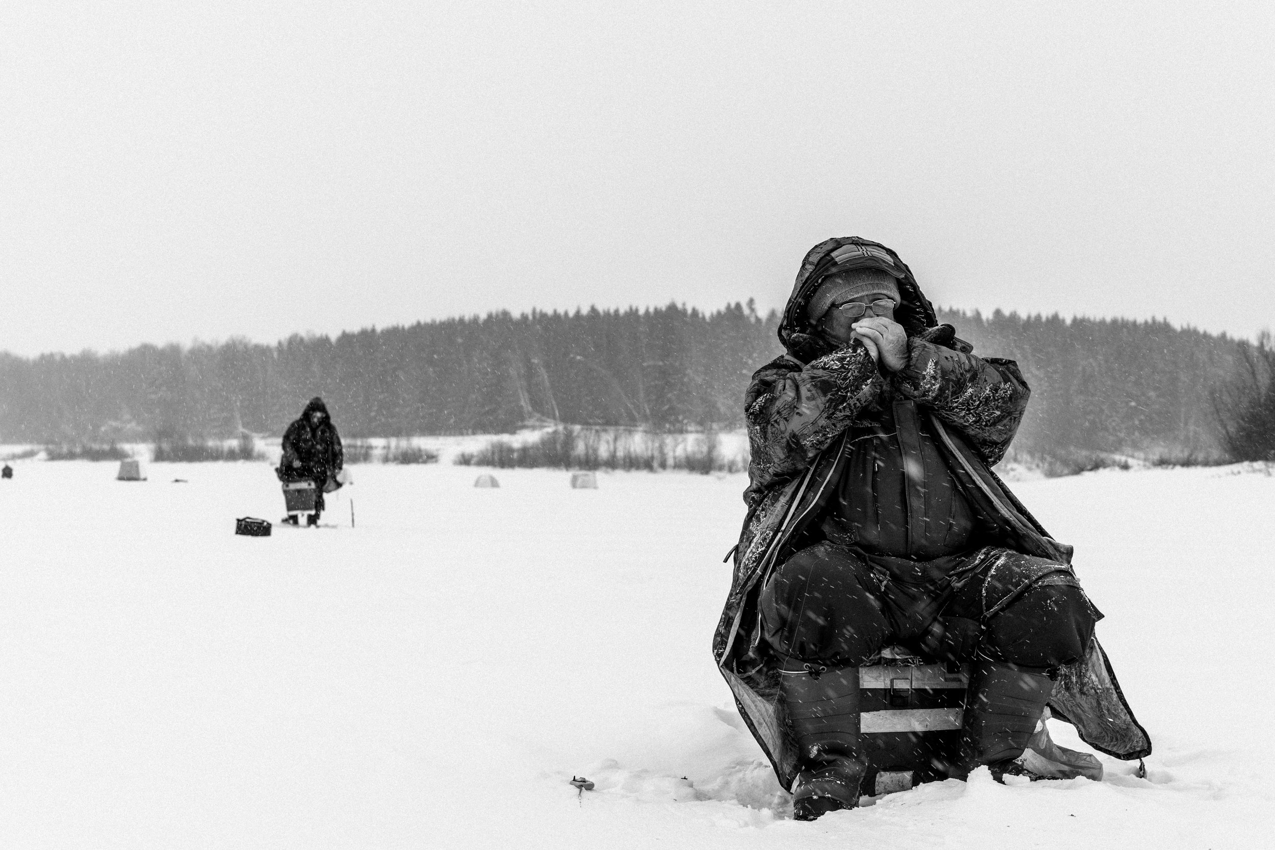 A long winter - Photography essay