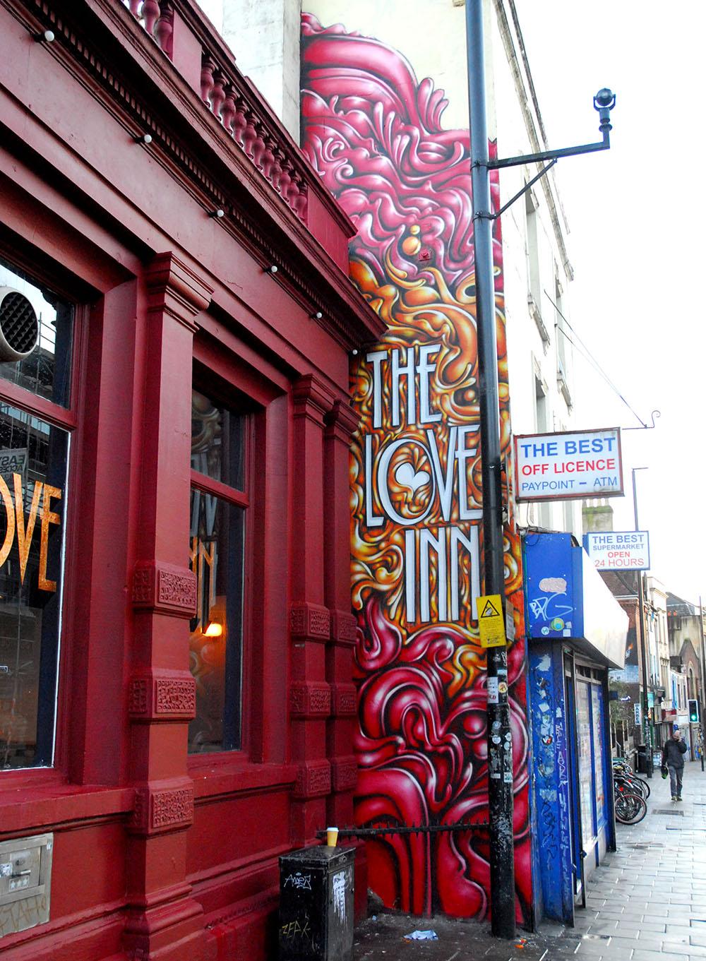 The Love Inn, Bristol '14