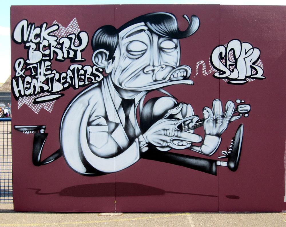 Upfest, Bristol '13
