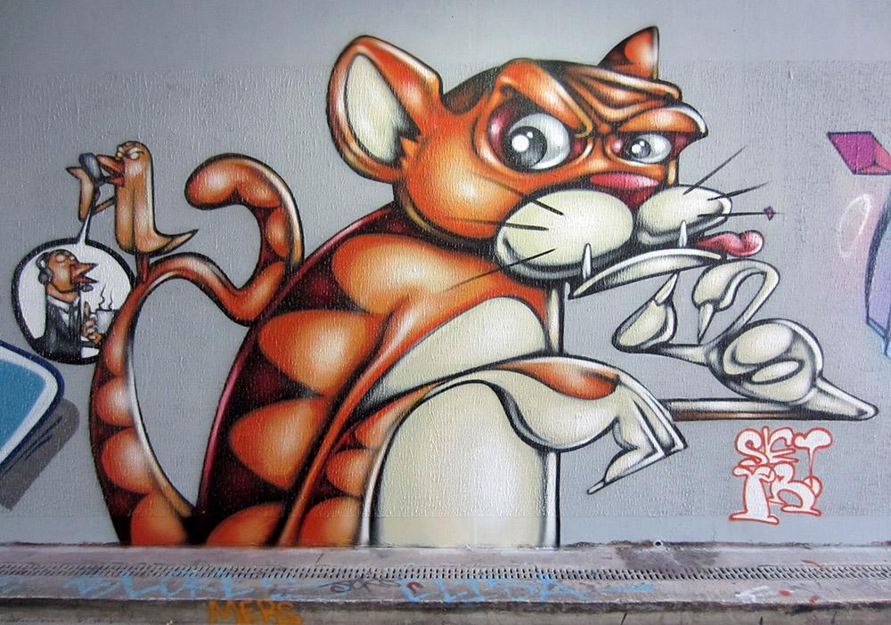Cheltenham '13. With Fois & Epok