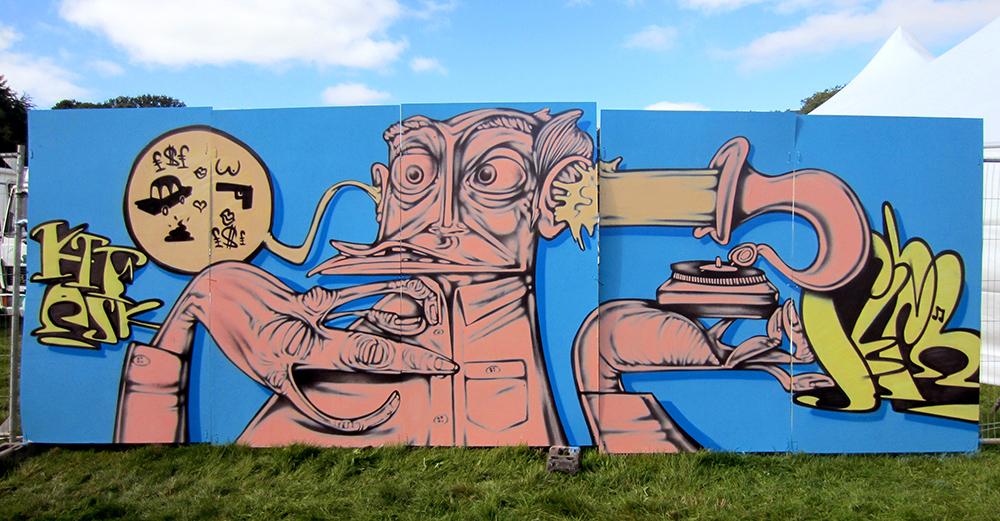 Brisfest, Bristol '13