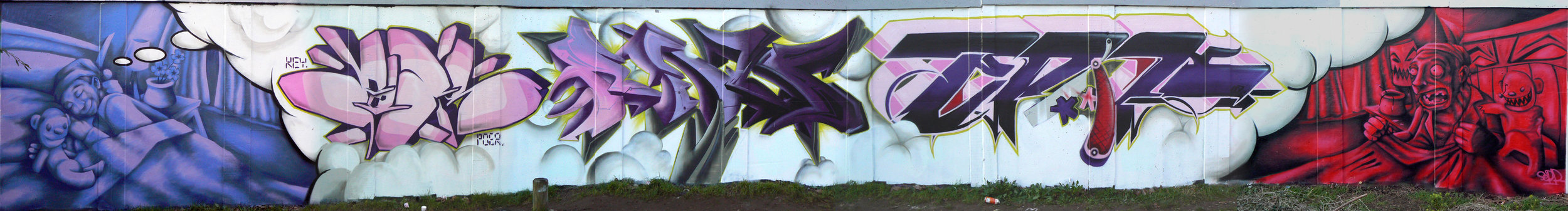 Bristol '07. With Poer, Riks, Epok