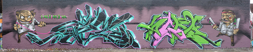 Bristol '08. With Ziml & Soker