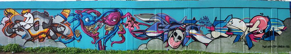 Bristol '08. With Poer, Epok, Kaione