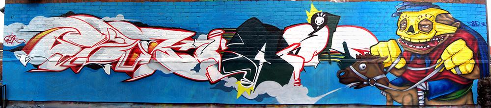 Bristol '08. With Epok & Kaione