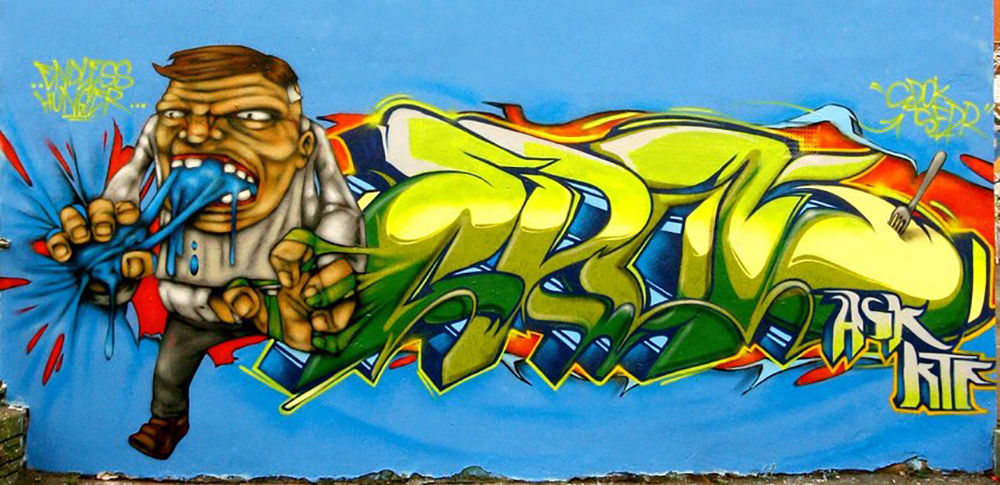 Bristol '08. With Epok