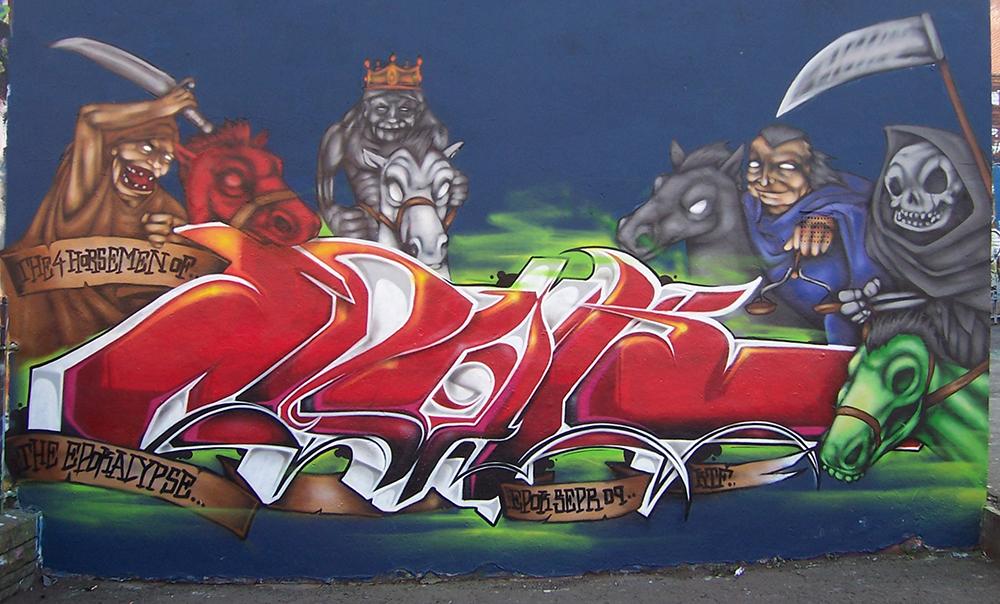 Bristol '09. With Epok