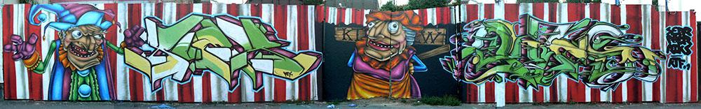 Bristol '08. With Poer & Riks