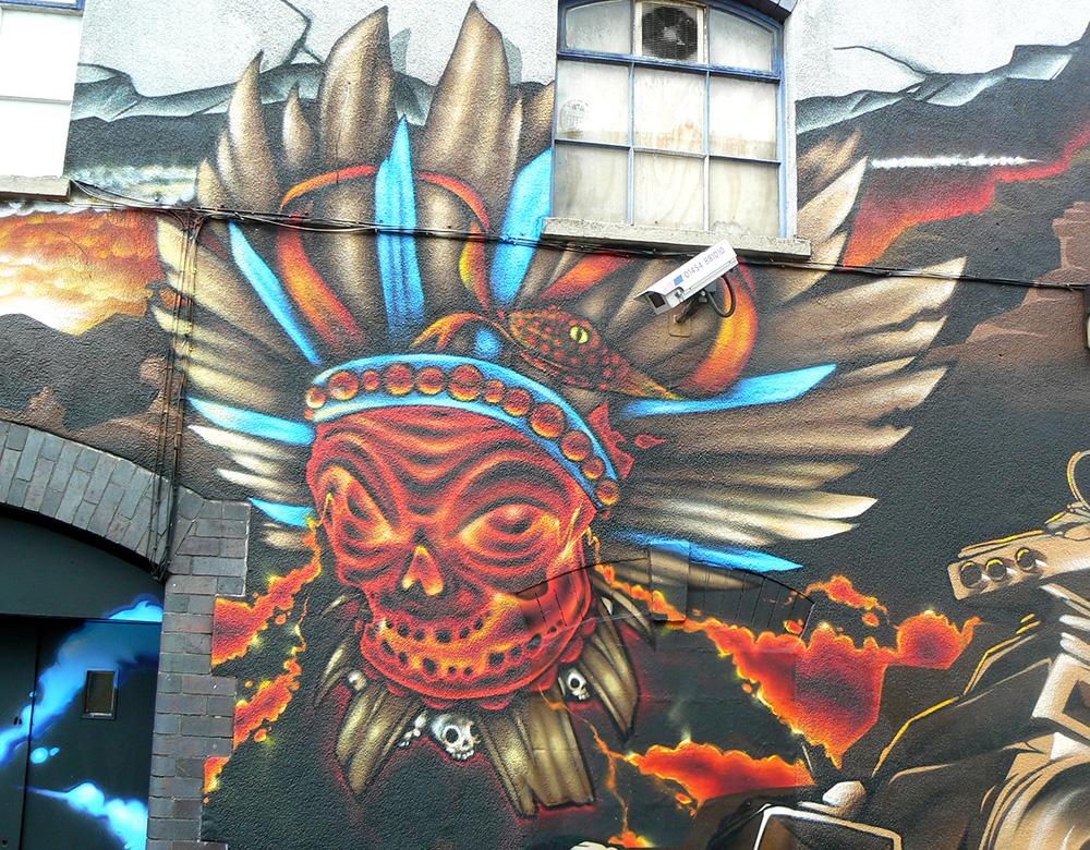 Lakota Nightclub, Bristol '08