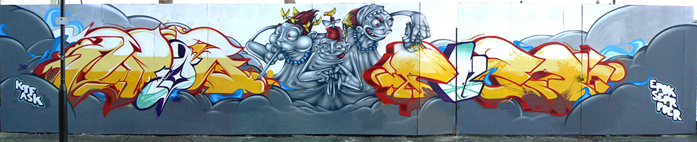 Bristol '09. With Epok & Poer