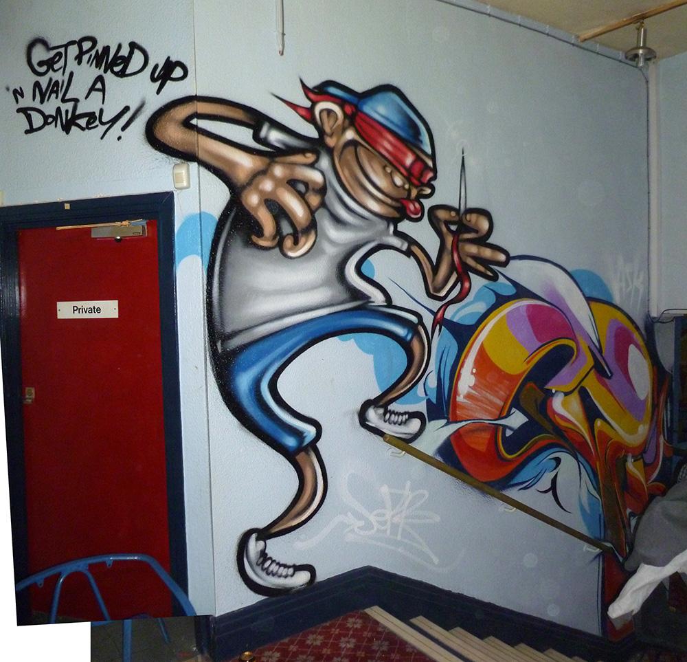 Bristol '11. With Epok