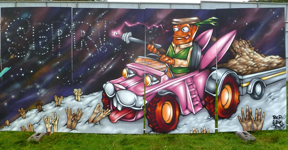 Brisfest, Bristol '12