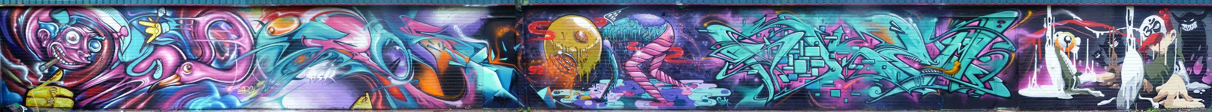 Bristol '11. With Epok & 3Dom, Soker, Cheo