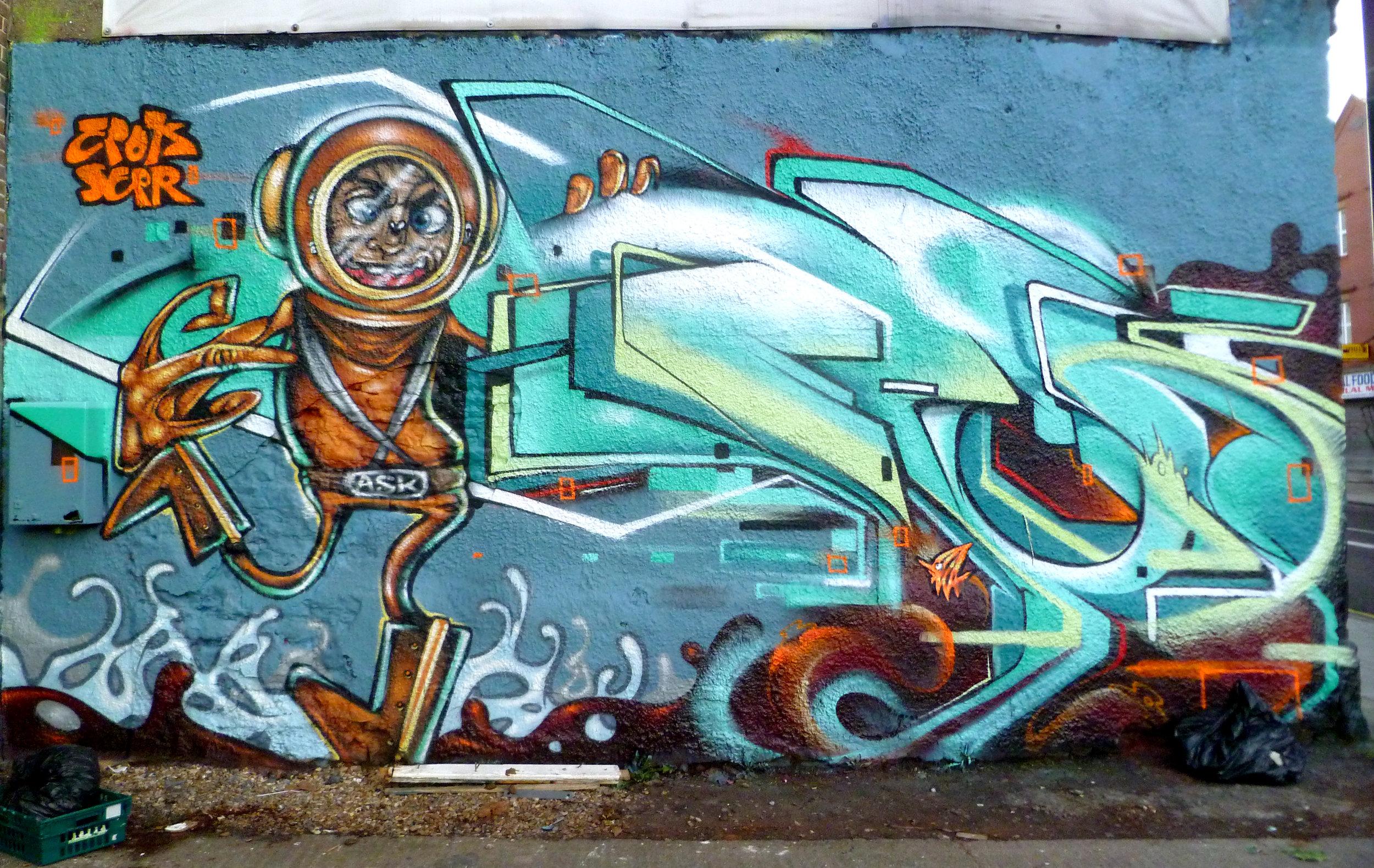 Bristol '12. With Epok