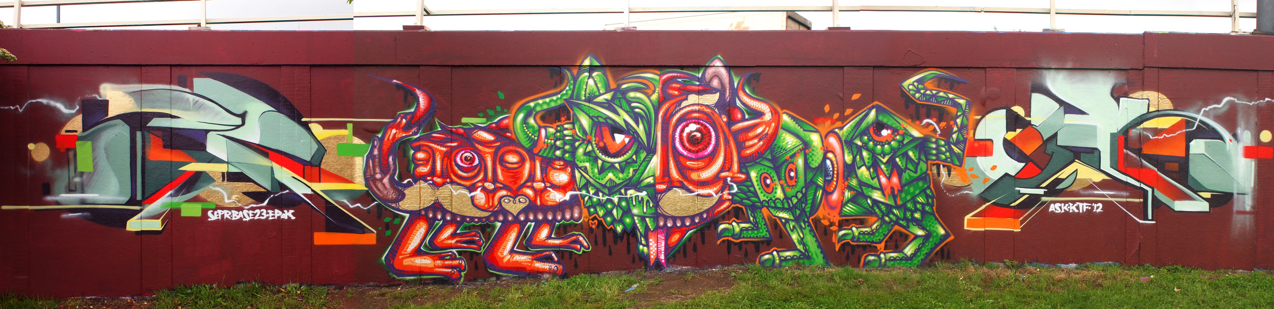 Bristol '12. With Epok & Base23