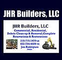 JHR Builders - Builder