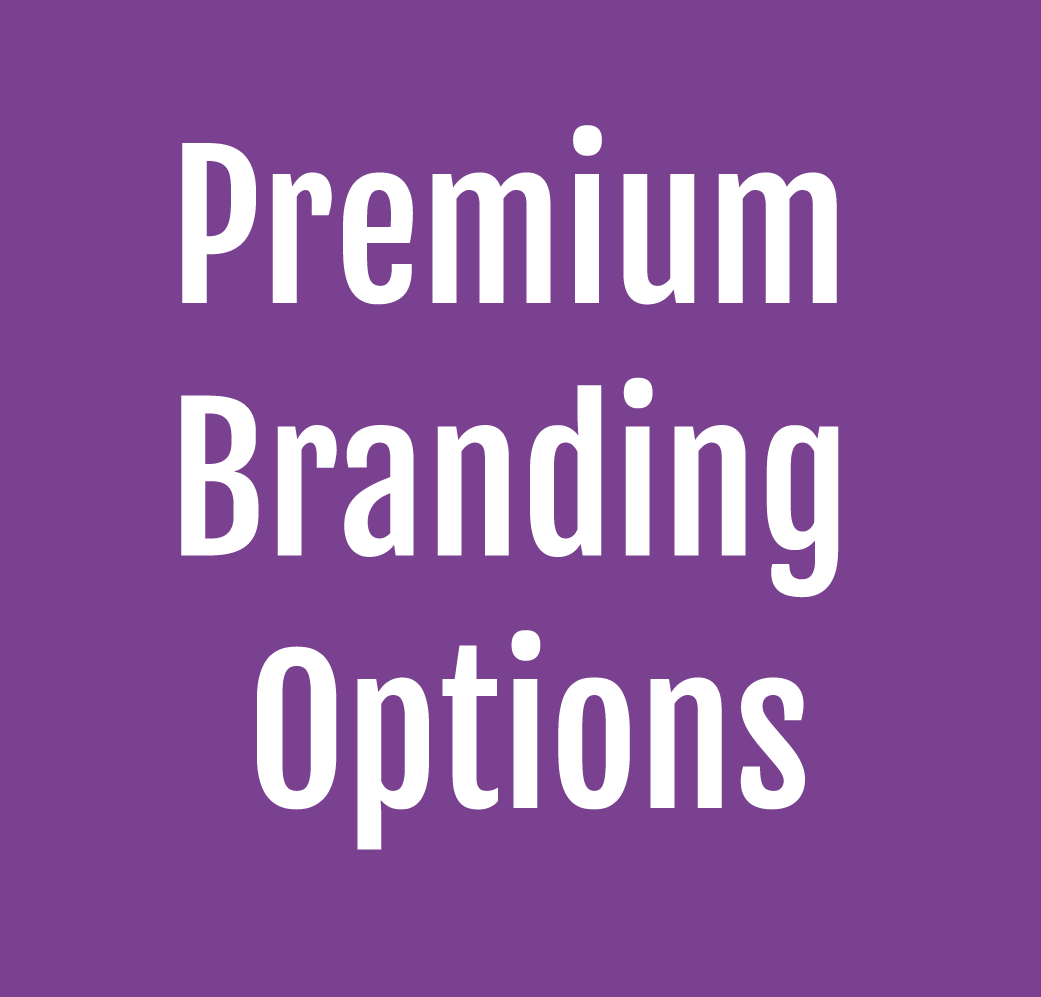 Premium Branding Opportunities