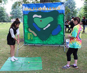 Picnics - Providing fun and memorable entertainment for family, friends, children's parties, corporate picnics and more!