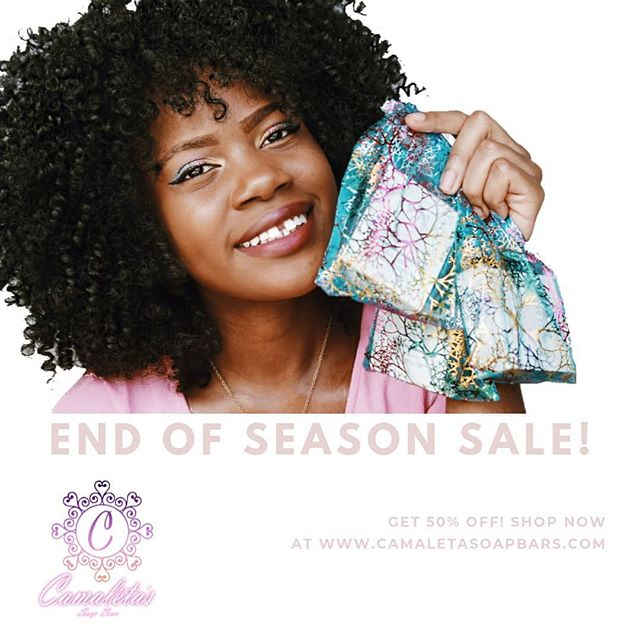 We can safely say it's finally Fall! Time to have an end of season sale!  Enjoy 50% all orders of my amazing handmade soaps. Discount will automatically be applied at checkout!  Enjoy!  Link to website in bio! Tell all your friends! . . . . . #steamboatsprings #colorado #sale #handmadesoapsale #handmadesoapgiveaway #soap #organicsoap #bigsale #endofseasonsale #steamboatsnaps #steamboatspringscolorado #steamboatlocal