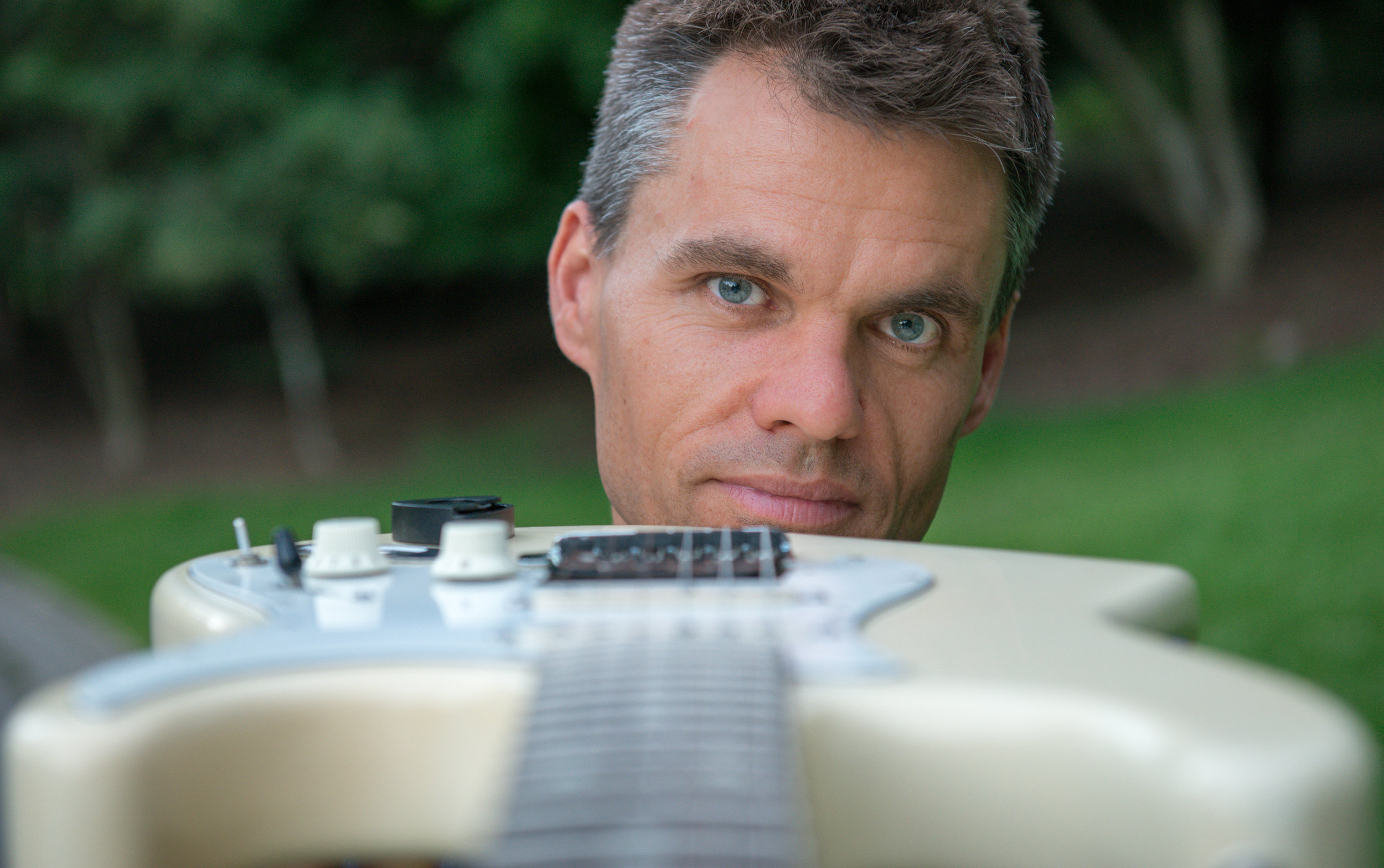 Jeff Stanley - Now Playing