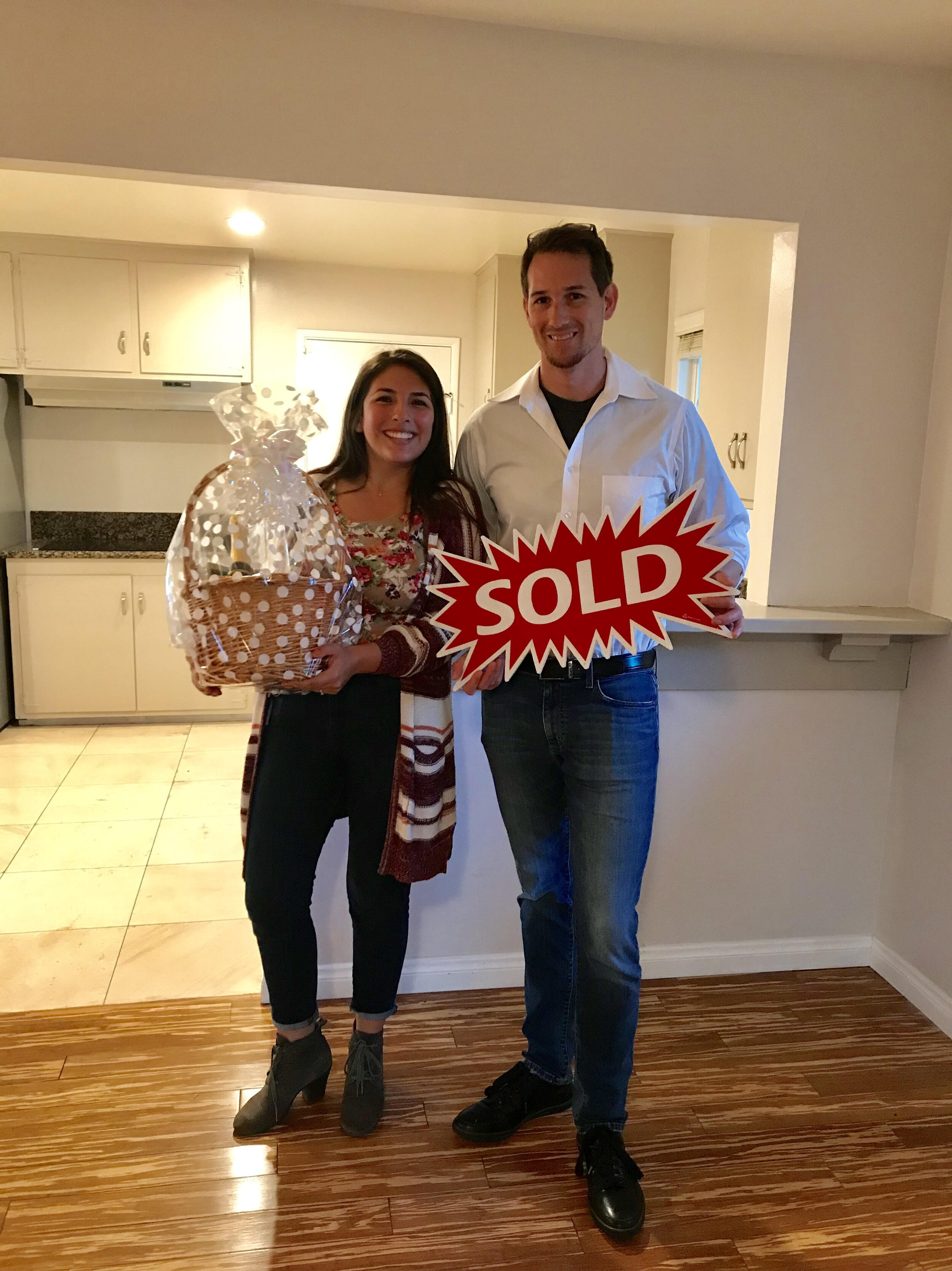 First Time Home Buyers - As told by Tania Rivera (Buyers Agent)A big congratulations to our clients Paul and Gabby on the purchase of their first home! After looking at different areas in the county we were able to identify the best location for them and found them the perfect home. We negotiated over $30,000 off the original asking price, making this property the lowest priced home in the neighborhood (instant equity).The seller also paid for all of the repairs we requested so they're walking into a beautiful turn key property. This was their dream and I feel very humbled and touched to have been a part of it.