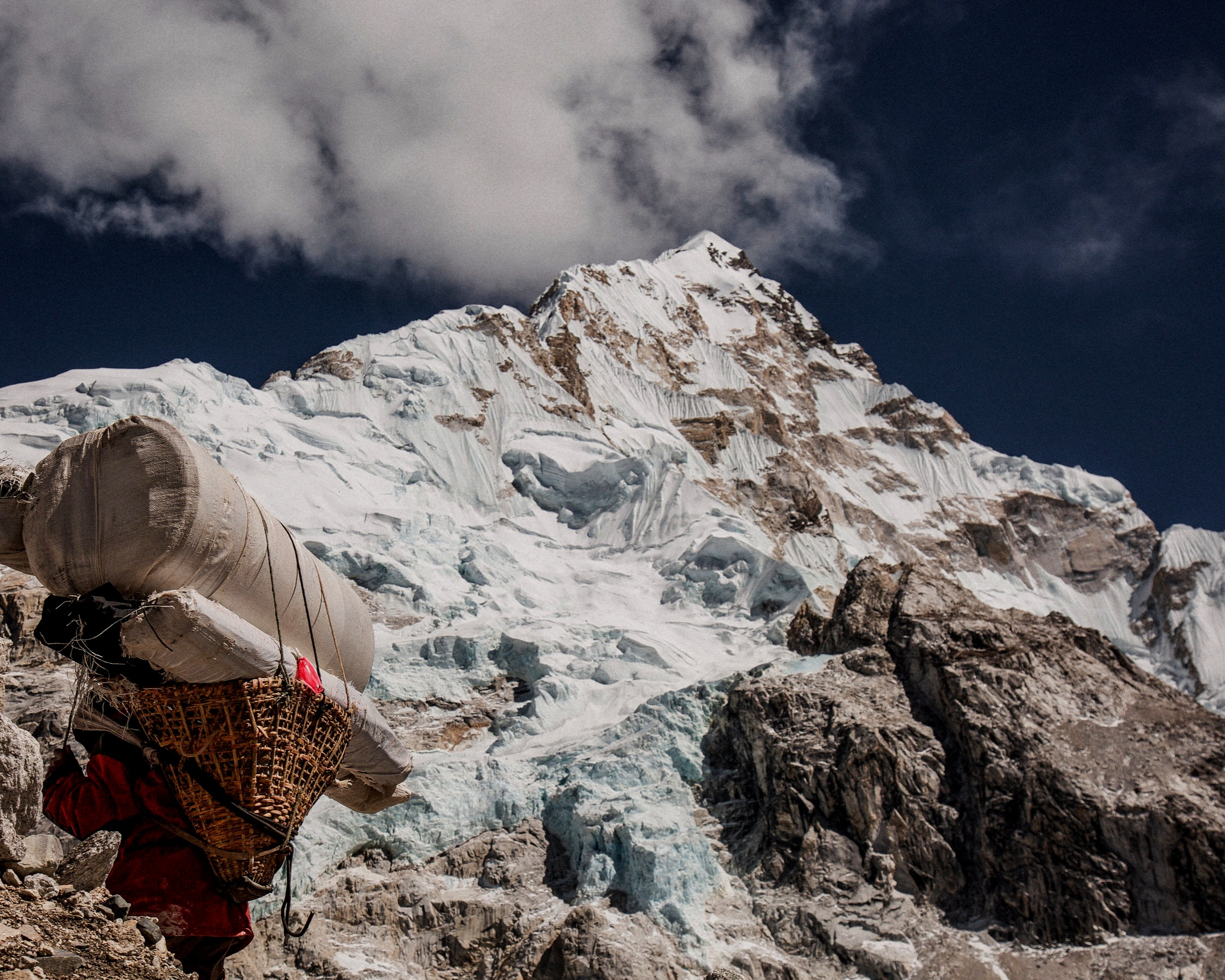 Everest Basecamp -