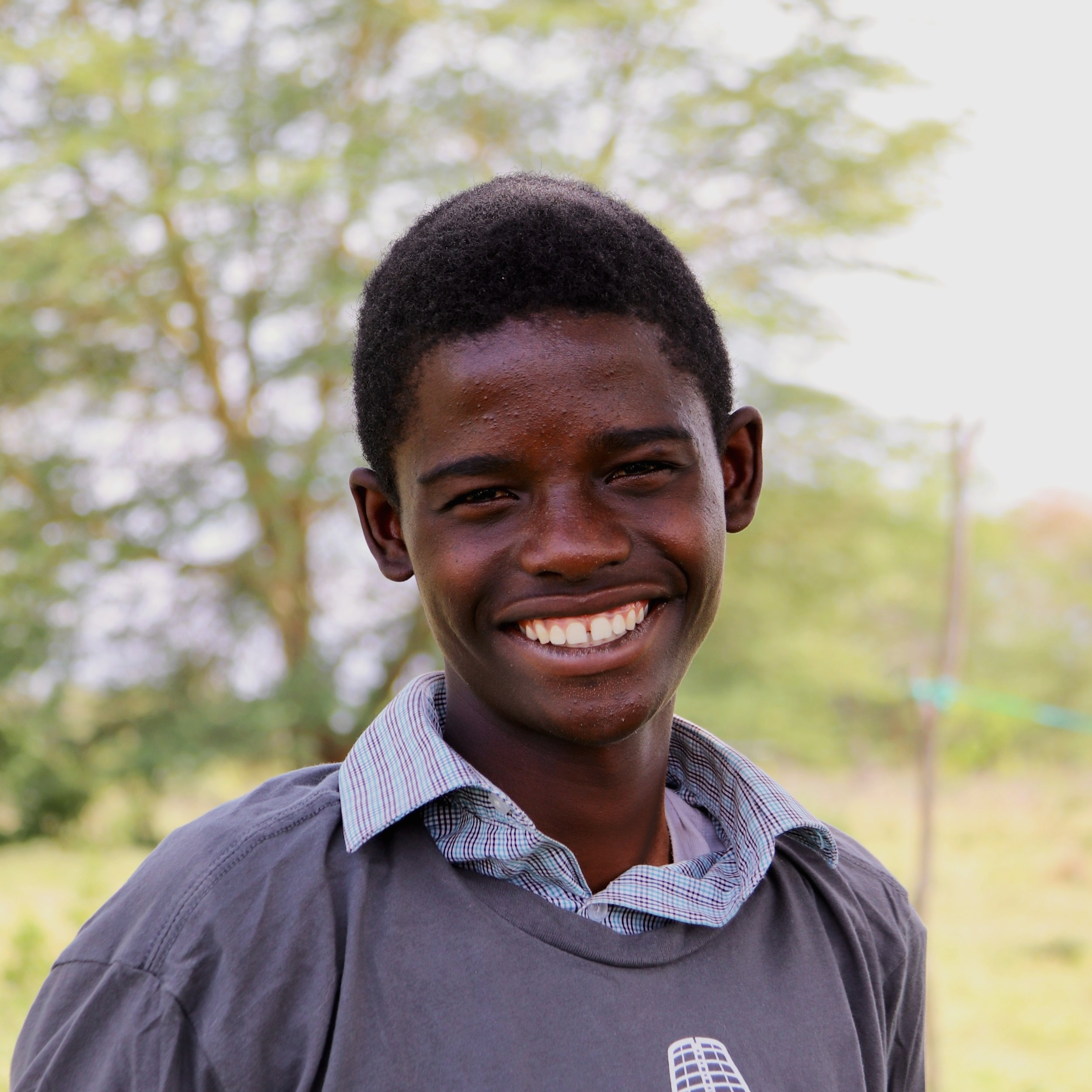 """""""I want to help more people live. Too many die in the villages."""" - - Eliona"""