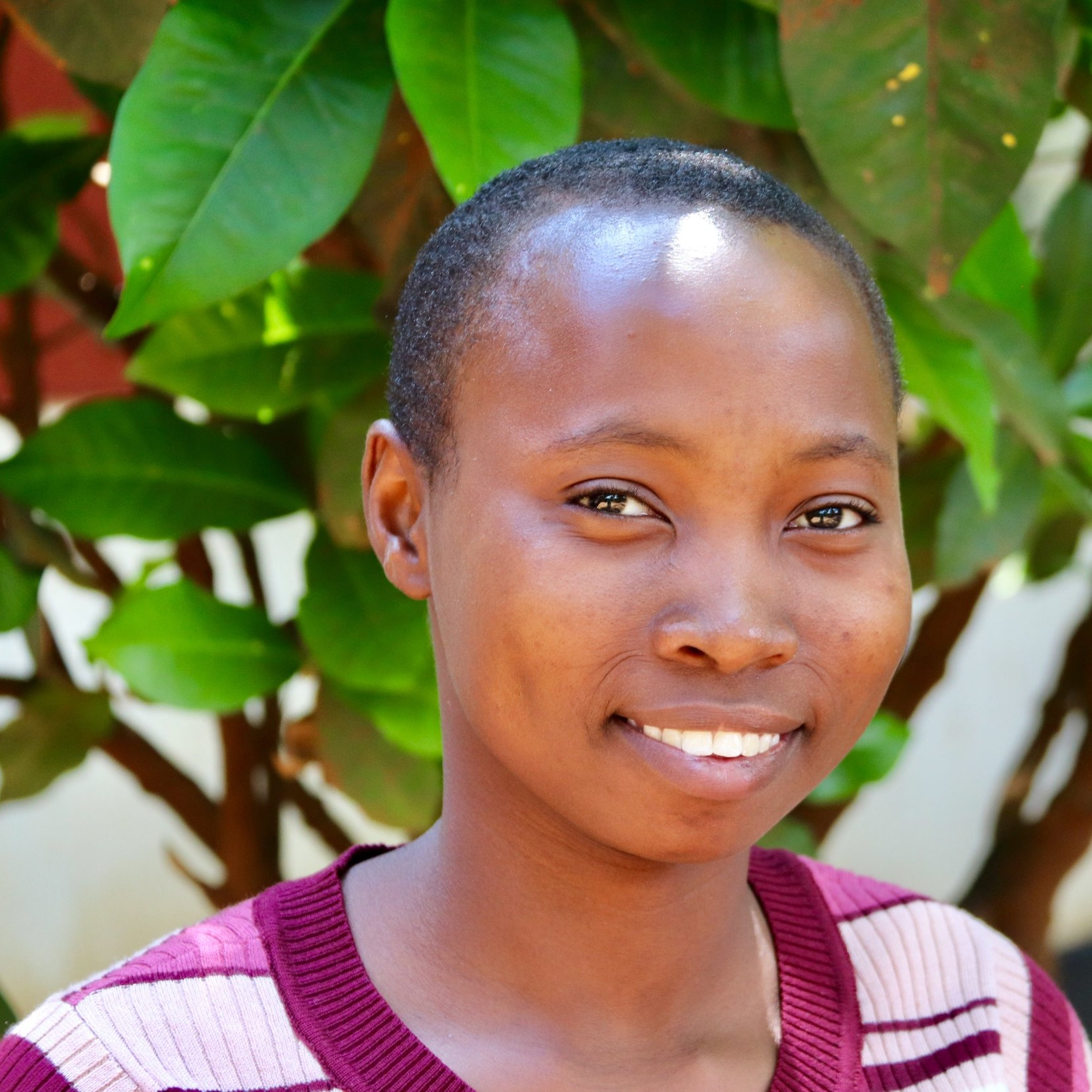 """""""Without the help of MADNow, I wouldn't be in school. I would be married with children as a teenager."""" - - Upendo"""