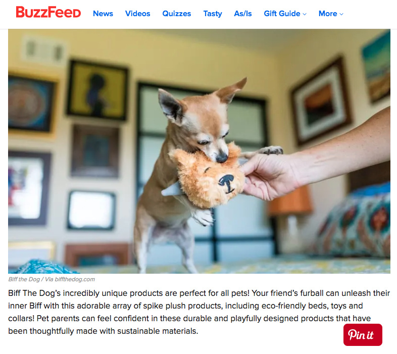 BuzzFeed — December 19, 2018