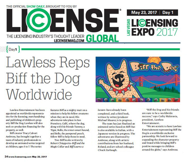 License Global — May 23, 2017