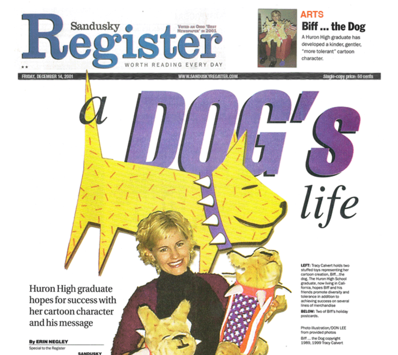 Sandusky Register — December 14, 2001