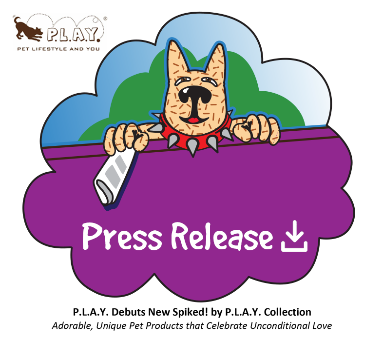 Downloadable Press Release by P.L.A.Y. — August 2018