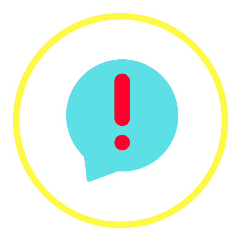 See a Problem? - Let us know! We do our best to keep the website working well, but we may miss something from time to time. Fill out the form to let us know what's up!