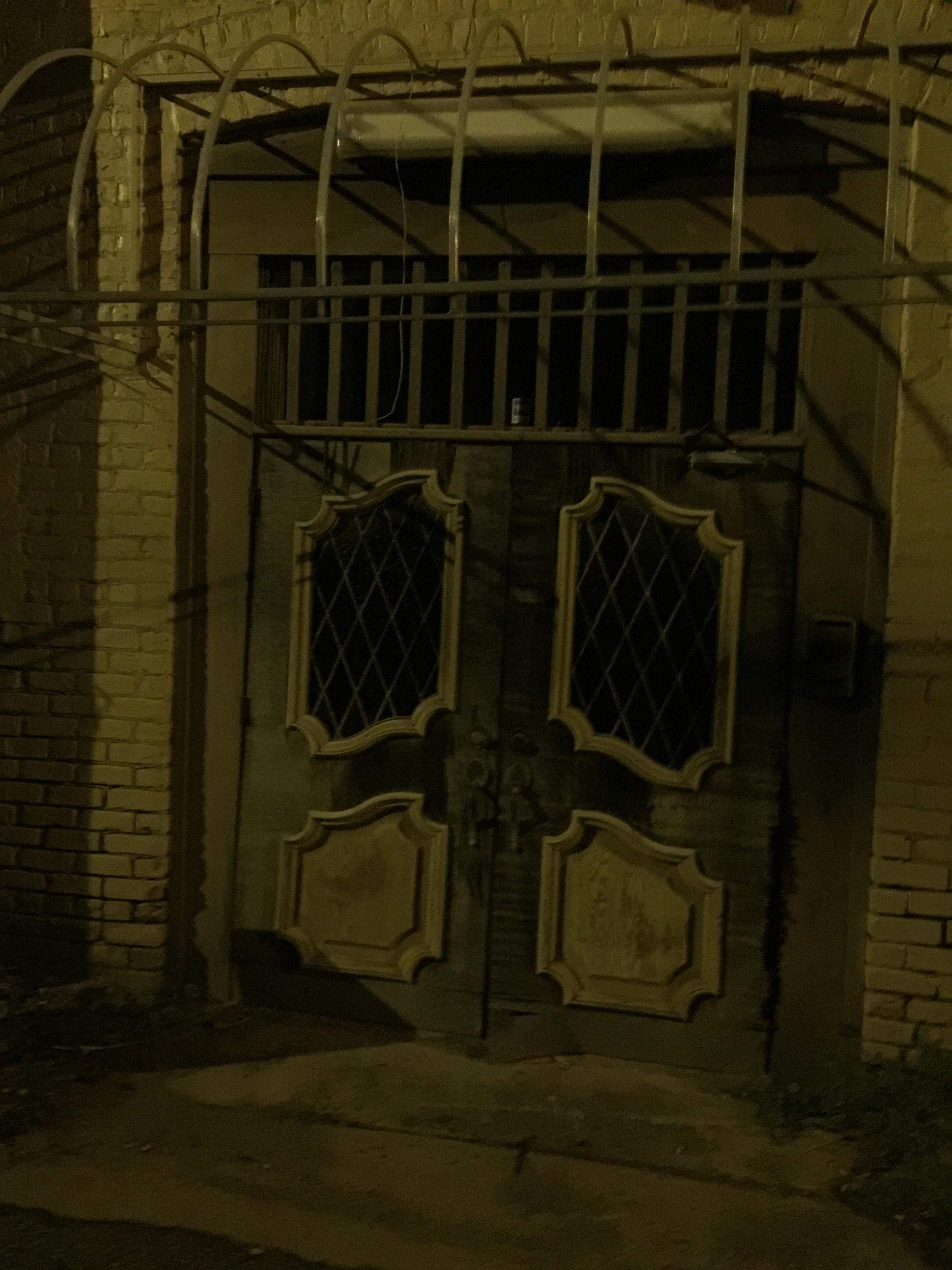 Untitled , Doorways series, 2016  Ginger Cochran