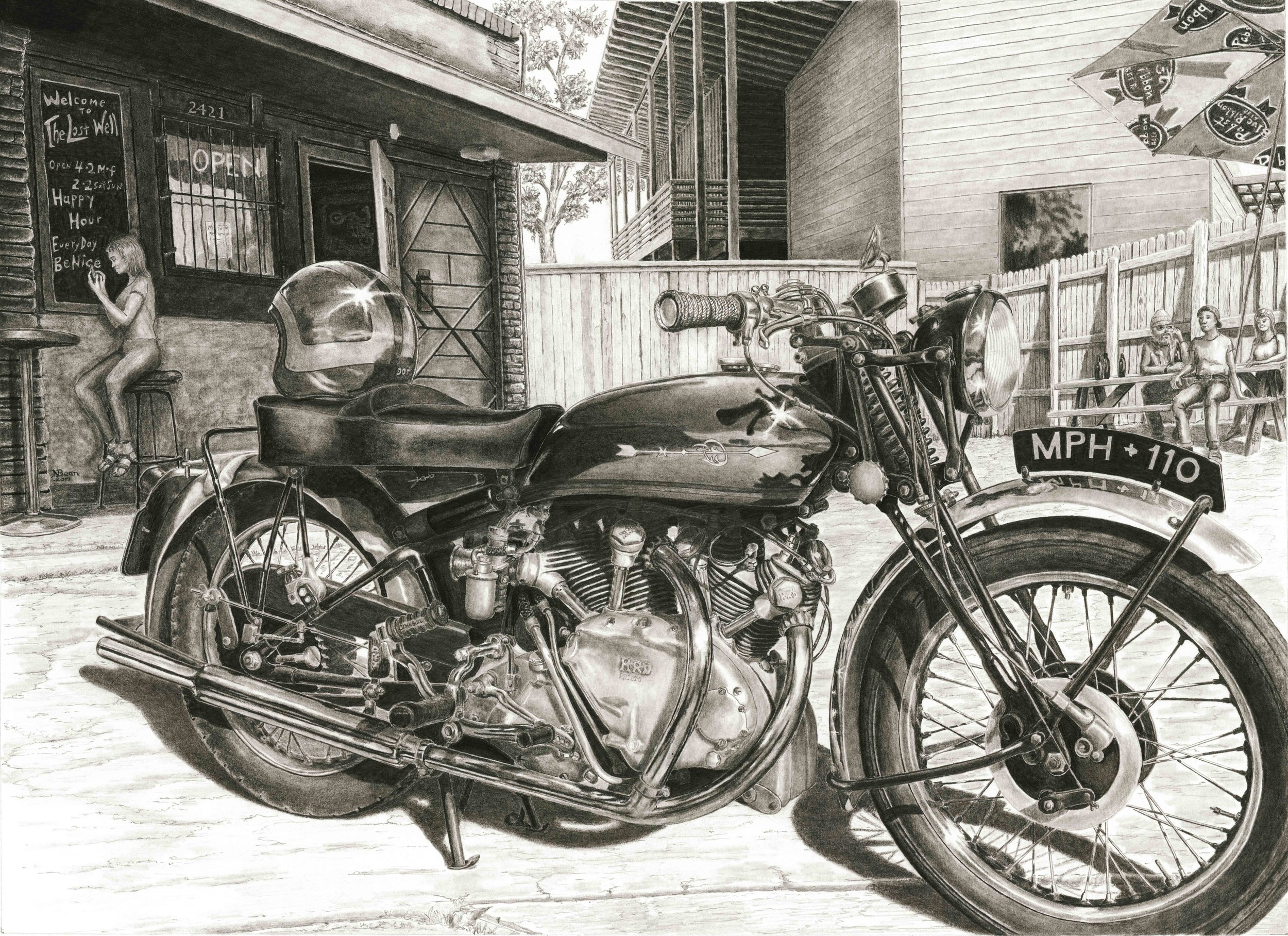 1949 Vincent