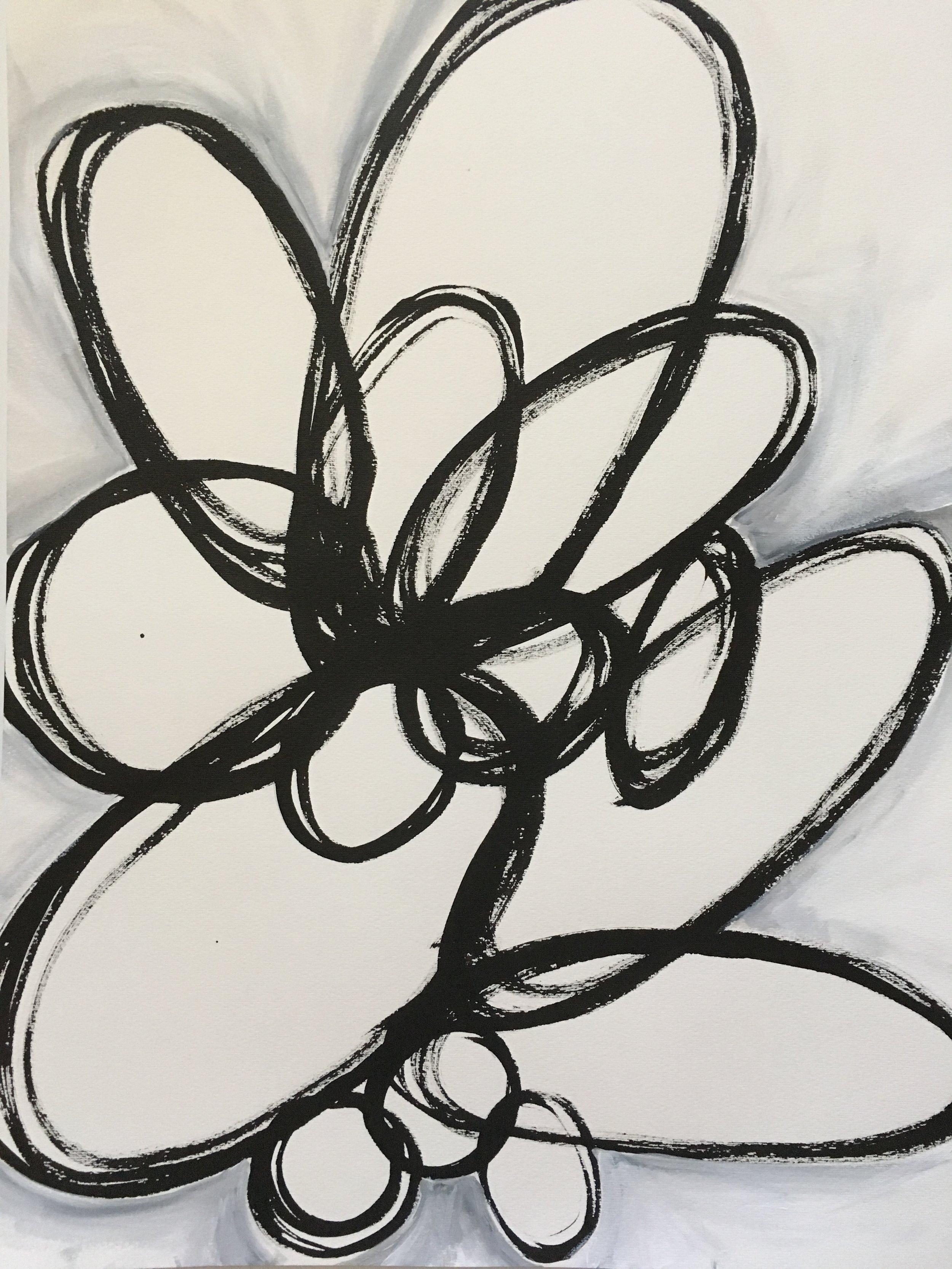 Calligraphy Series II, 2018