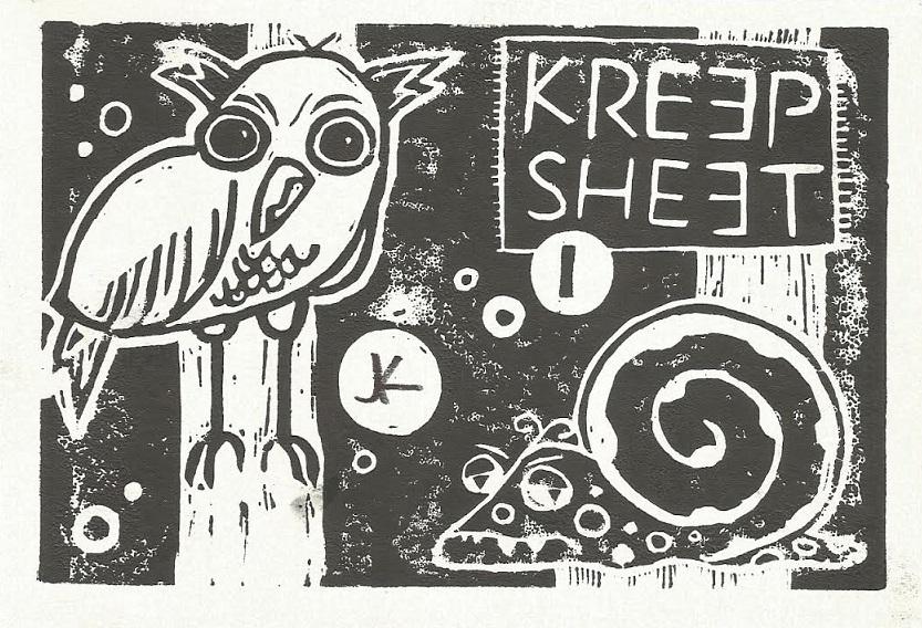 Kreep Sheet Vol. I, 2015