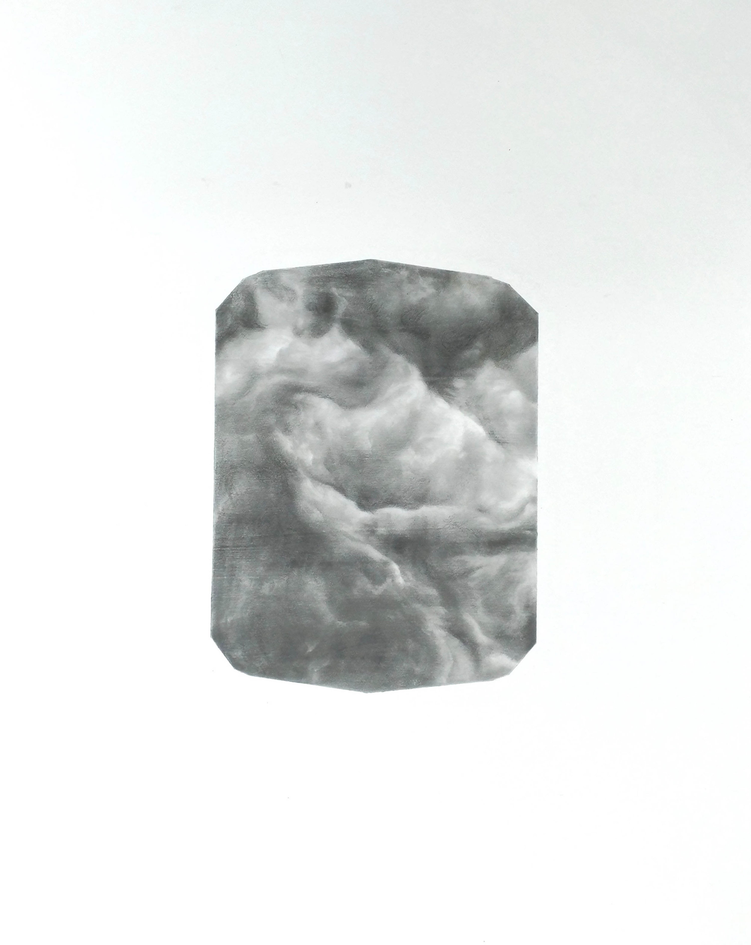 Cloud's Foreground IV, 2018
