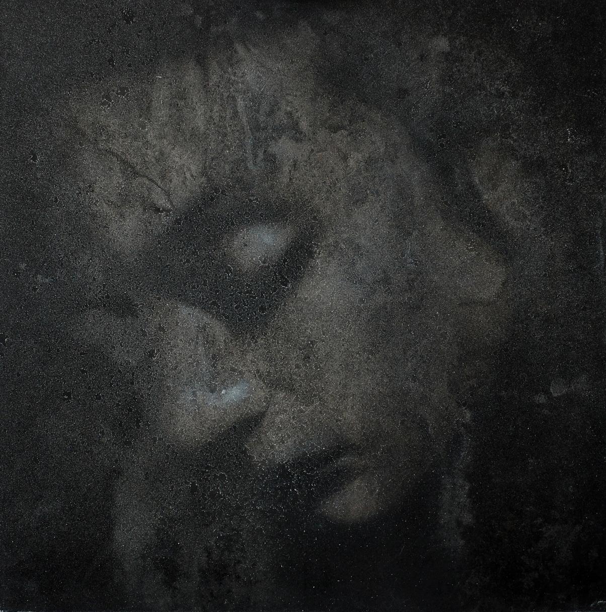 Sleepers, 2013. Artist: Edgar Invoker. Acrylic on polyvinylchloride, 50 x 50 cm, $300.   @edgarinvoker